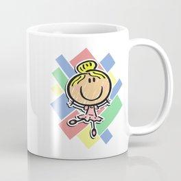 Ballerina Diva Coffee Mug