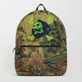Skeletor Backpack