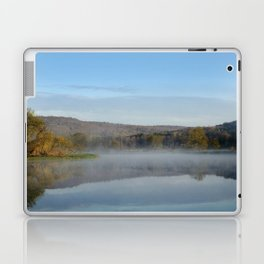Sunrise Mirror Landscape Laptop & iPad Skin