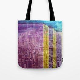Blocks / Urban Tote Bag