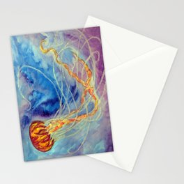 just a jelly Stationery Cards