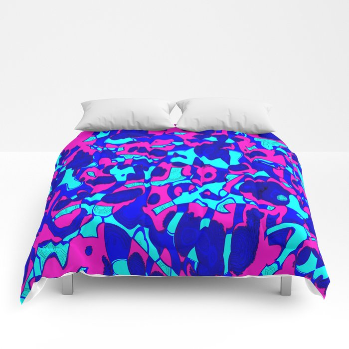 Abstract 11 Comforters
