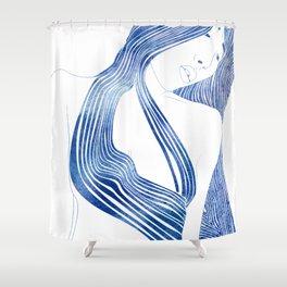 Kallianeira Shower Curtain