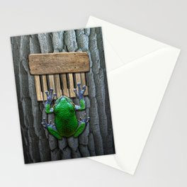 Songs Of The Tree Frog Stationery Cards