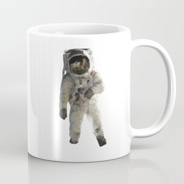 Astronaut Low Poly Coffee Mug
