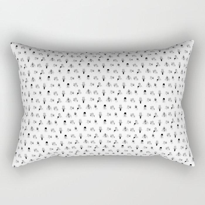 TomPardy Rectangular Pillow