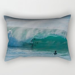 Shacked at the Wedge Rectangular Pillow