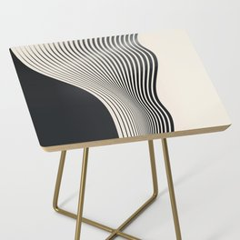 Abstract 18 Side Table