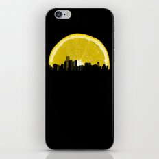 super lemon iPhone Skin