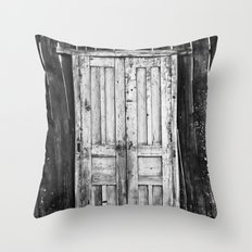 To the Unknown Throw Pillow
