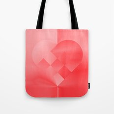 Danish Heart Love Tote Bag