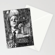 Eraserhead Movie Poster Stationery Cards