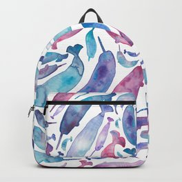 Unicorns + Mermaids = Uh-Maids...? Backpack