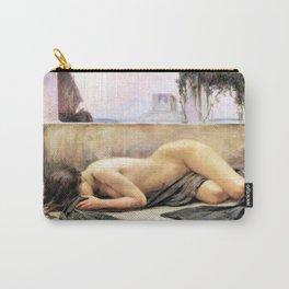 15,000px,500dpi-Bela Cikos Sesija - Female nude - Digital Remastered Edition Carry-All Pouch