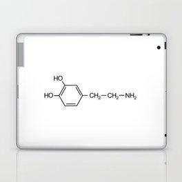 dopamine chemical formula Laptop & iPad Skin