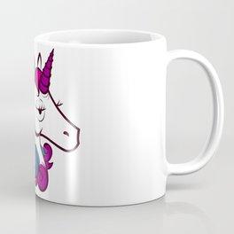 Unicorn Multicolor Coffee Mug
