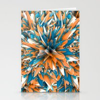 splash Stationery Cards featuring Splash by Danny Ivan