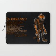 Autumn People 4 Laptop Sleeve