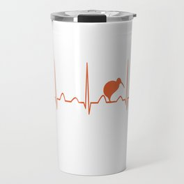 NEW ZEALAND HEARTBEAT Travel Mug