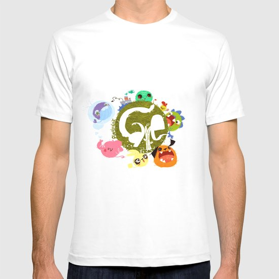 CARE - Love Our Earth T-shirt