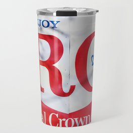 RC Cola Sign Travel Mug