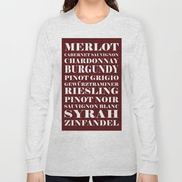 Wine Celebration Long Sleeve T-shirt