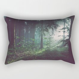Magical Forest Rectangular Pillow