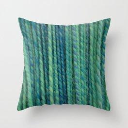Yarn Bliss Throw Pillow