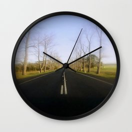 Avenue of Honour Wall Clock