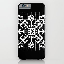 Latvian Signs iPhone Case