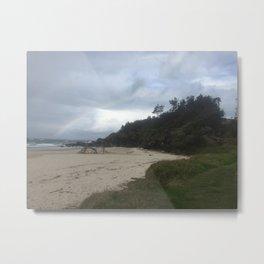 Australian Beaches Metal Print