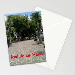 Icod de los Vinos   (A7 B0014) Stationery Cards