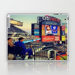 The Most Dapper Gentleman at Citi Field Laptop & iPad Skin