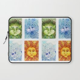 The Four Elements Laptop Sleeve
