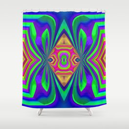 Ornamental design Shower Curtain