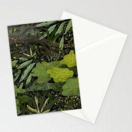 Forest Life Stationery Cards