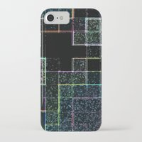 tetris iPhone & iPod Cases featuring Tetris by Audrey Erickson
