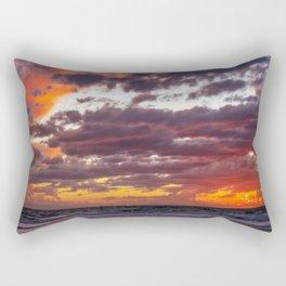 Blackies Sunset Rectangular Pillow