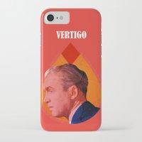 vertigo iPhone & iPod Cases featuring Vertigo  by Oh! My darlink