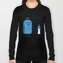 Water Weight Long Sleeve T-shirt
