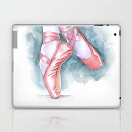 ballet sneaker Laptop & iPad Skin