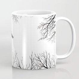 Eagle in the Sky Coffee Mug