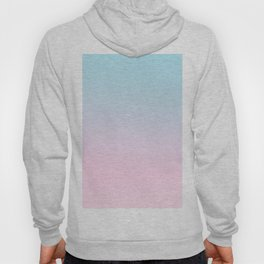 VAPORWAVE - Minimal Plain Soft Mood Color Blend Prints Hoody
