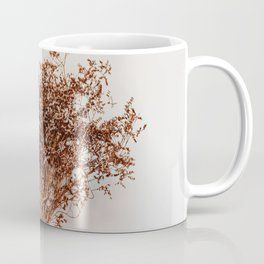 Minimalistic Dry Plant in the Bottle Coffee Mug