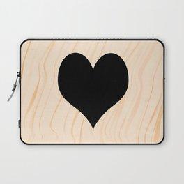 Scrabble Heart - Scrabble Love Laptop Sleeve
