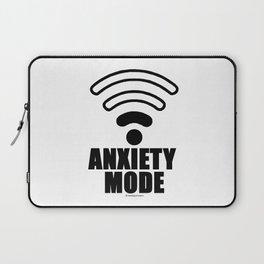 Anxiety mode Laptop Sleeve