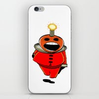 roman iPhone & iPod Skins featuring Roman  by Ethan Malykont
