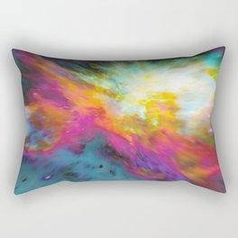 Left In Rectangular Pillow