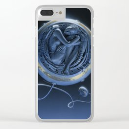 Orbiter II Clear iPhone Case