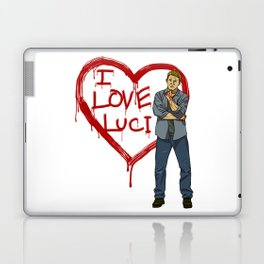 I Love Luci Laptop & iPad Skin